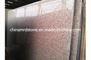 G687 promocional Peach Red Granite para Flooring o Step