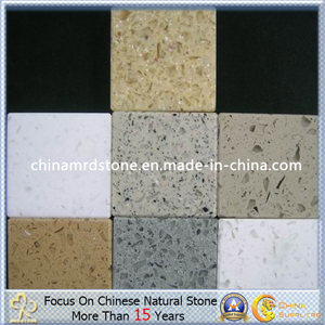 Colorful popular Quartz Surface Stone para Kitchen Worktop
