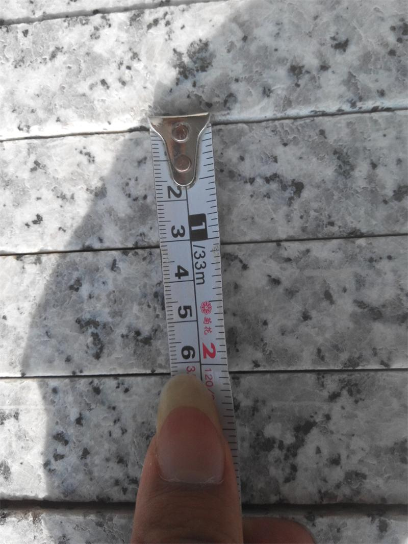 G439 Polished Big White Flower Granite con los 3cm