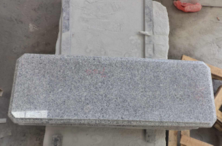 Base de Granite Headstone para Memorial