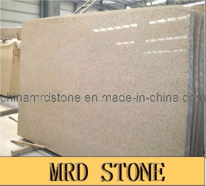 Slabs Polished de Yellow Rock/G682 Yellow Granite (MRD2153)