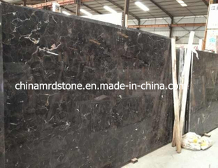 Emperador oscuro Marble Slab para Kitchen Counter