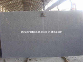 G614 barato Grey Color Granite Slab para Paving o Tombstone