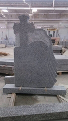 Flor Carving Monument Stone para Memorial