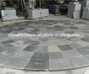 Basalt natural Stone Tile para Paving Outdoor Flooring