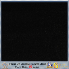 Shanxi Polished Black Granite con Tiles o Tombstone