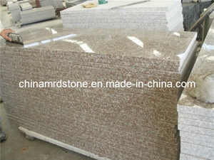 Polished barato Pink Granite con Flooring o Stairs/Steps