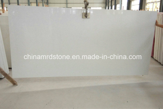 Pure popular White Artificial Stone para Market americano