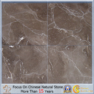 Verde/Black/Beige/White Marble con Flooring Tiles, Slab