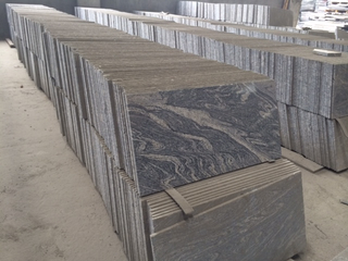 China Juparana Granite Tiles para Floor