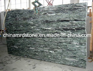 China Ocean Green Granite para Countertop y Monument