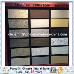 Vario Color Quartz Surface Slab para Suramérica Market