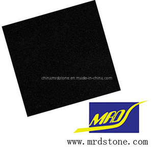 Absolute Polished Black Stone Granite para Floor