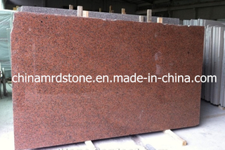 Maple barato Red Granite con Cut to Size para Engineering