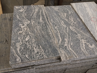 China Juparana Granite Tiles de Good Quality