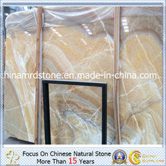 Miel Yellow Onyx para Flooring Tile o Decorative Wall