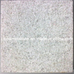 Perla White Granite con Floor Tile o Countertop