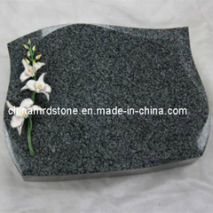 G654 Impala Dark Granite Monument con Low Price
