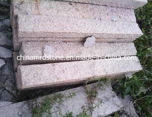 Bordillo de G682 Yellow Granite/bordillo de Stone/bordillo de Road para Driveway