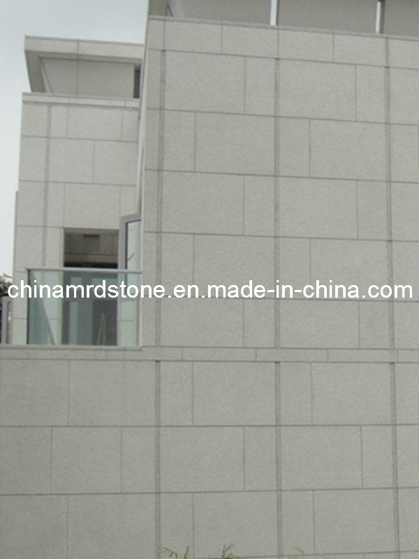 Natrual Sesame White Granite Building Stone para Engineered